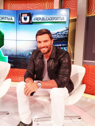 Julian Gil - Republica Deportiva